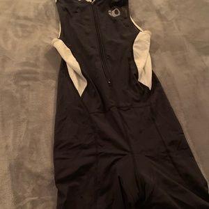 Men's Pearl Izumi Triathlon Suit Bib Medium